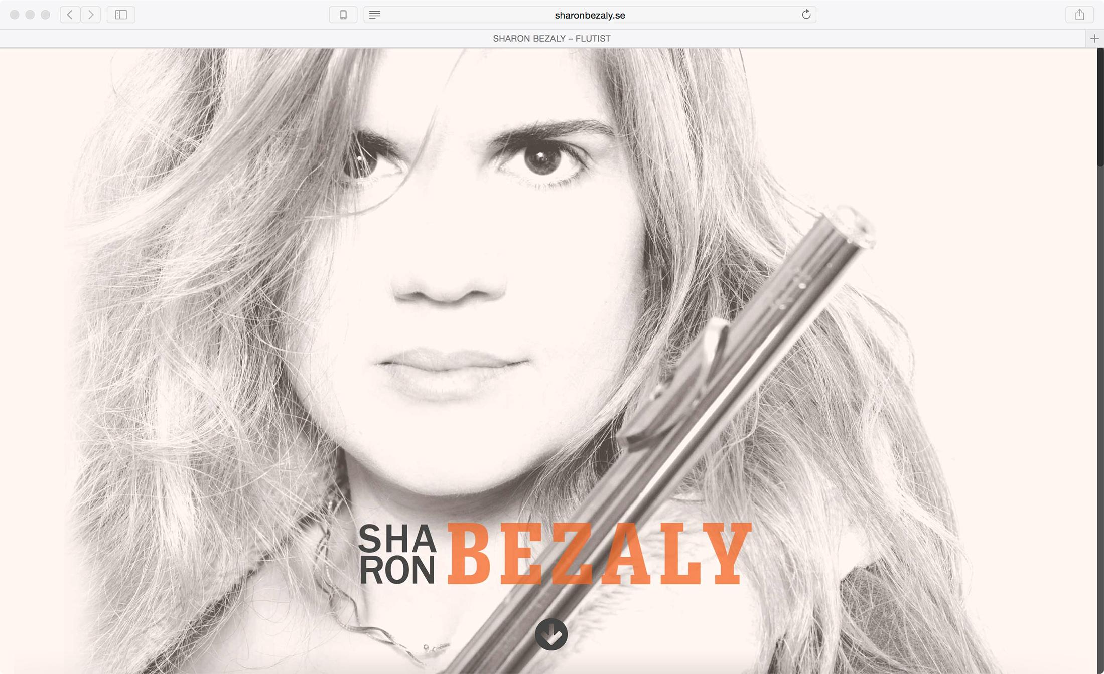 Sharon Bezaly Website Link