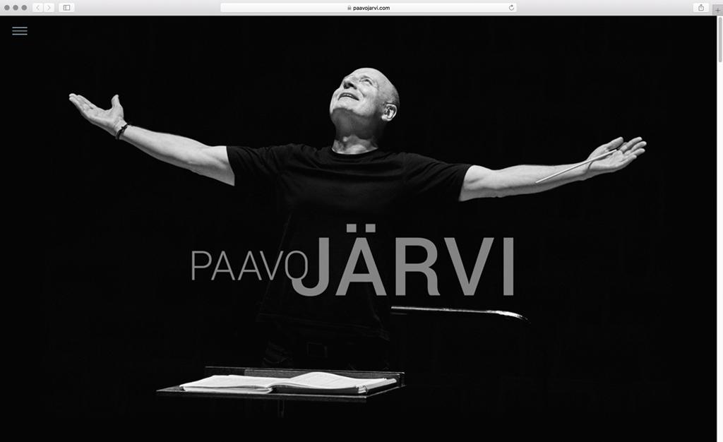Paavo Järvi | Conductor